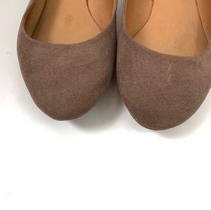 H&M Shoes - H&M nude ballet flats 38/7